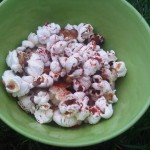 homemade chilli popcorn
